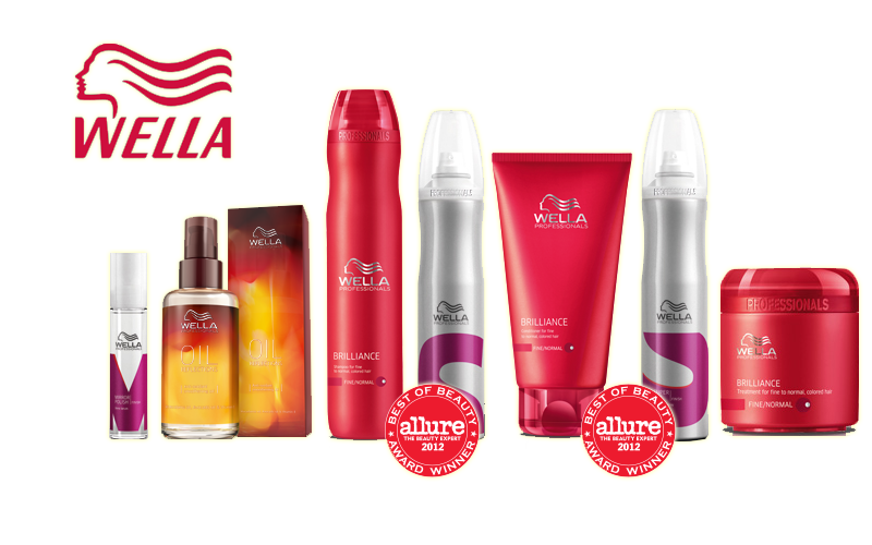 Products - Wella salon professional hair products ...